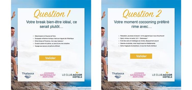 Grand jeu concours Accorhotels Thalasso & Spa